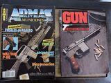 Revista armas y municiones y gun - foto