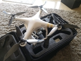 Dron Phantom 3 DJI 4K - foto