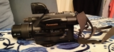 cámara de video - foto