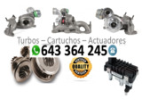 Ftz - reconstruccion turbos - foto
