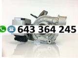 I573 - turbo reconstruidos para motores  - foto