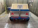 Remolque para transporte de animales - foto