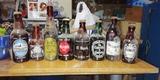 lote de cervezas antiguas - foto