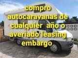 COMPRO AUTOCARAVANAS  EN CUALQUIER ESTAD - foto