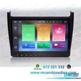 SBY RADIO NAVEGADOR GPS ANDROID 8, 0 PARA - foto