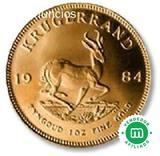 Monedas de oro para inversion - foto