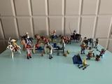 Playmobil soldados  confederados - foto