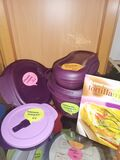 Tupperware para microondas - foto