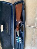escopeta bettinsoli  tiro plato - foto