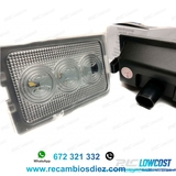 E1y luces de matrÍcula led land rover di - foto