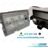 2fg luces de matrÍcula led range rover s - foto
