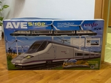tren eléctrico ave - foto