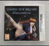 Dead or alive nintendo 3ds - foto