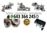 Extq - reconstruccion turbos - foto