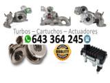 Bmn - reconstruccion turbos - foto