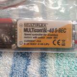 Multiplex Multicont BL-40 SBEC Variador - foto
