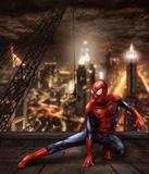 animador infantil ¡spiderman! - foto