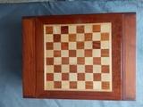 ajedrez de coleccionista - foto
