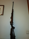 Rifle bsa 7mm rm - foto