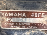 BLOQUE MOTOR YAMAHA 40CV2T - foto