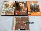 juegos pc espaÑol - 3. 50 euros - foto
