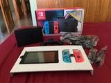 Nintendo switch consola - foto
