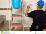 Pintores a su servicio. - foto