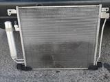 Radiador aire acondicionado nissan juke - foto