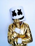 Tributo DJ Marshmello. - foto