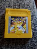 Pokemon Amarillo Nintendo Gameboy - foto