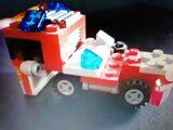 Camión Lego montado - foto
