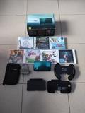 Nintendo 3ds + 8 juegos + accesorios - foto