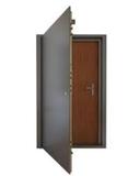 Puertas de seguridad antiokupas - foto
