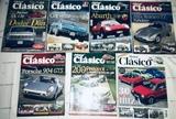 revistas motor clásico - foto