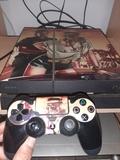 ps4+mando+volante pedales+cascos+juegos - foto