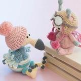 Clases de ganchillo / crochet - foto