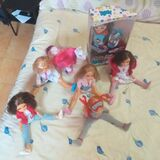 Lote de muñecas Nancy - foto