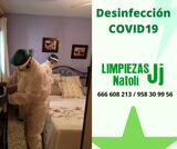 Desinfección COVID19 - foto
