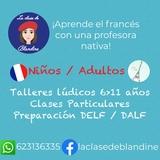 PROFESORA NATIVA DE FRANCÉS - foto