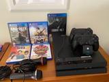 PlayStation 4 1T más PlayStation cámara - foto
