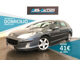 PEUGEOT - 407 SW ST CONFORT PACK 2.0 HDI 136