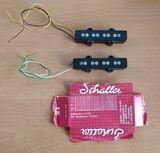 Pastillas Schaller JB-6 (1986) para bajo - foto
