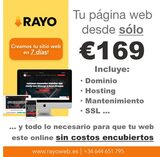 DISEÑO PÁGINAS WEB PROFESIONAL - foto