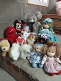 Lote peluches - foto