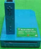 Wii edion especial azul #retromovilsat# - foto