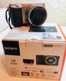 Cámara Evil Sony Alpha 6000 - foto