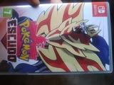 vendo pokemon escudo - foto