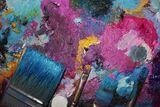 Pintor trabajo - foto