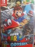 Mario Odyssey Nintendo switch - foto