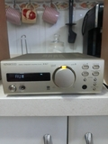 Amplificador kenwood y mando - foto
